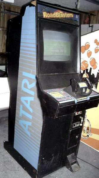 Atari Games RoadBlasters